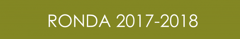 Ronda 2017 - 2018